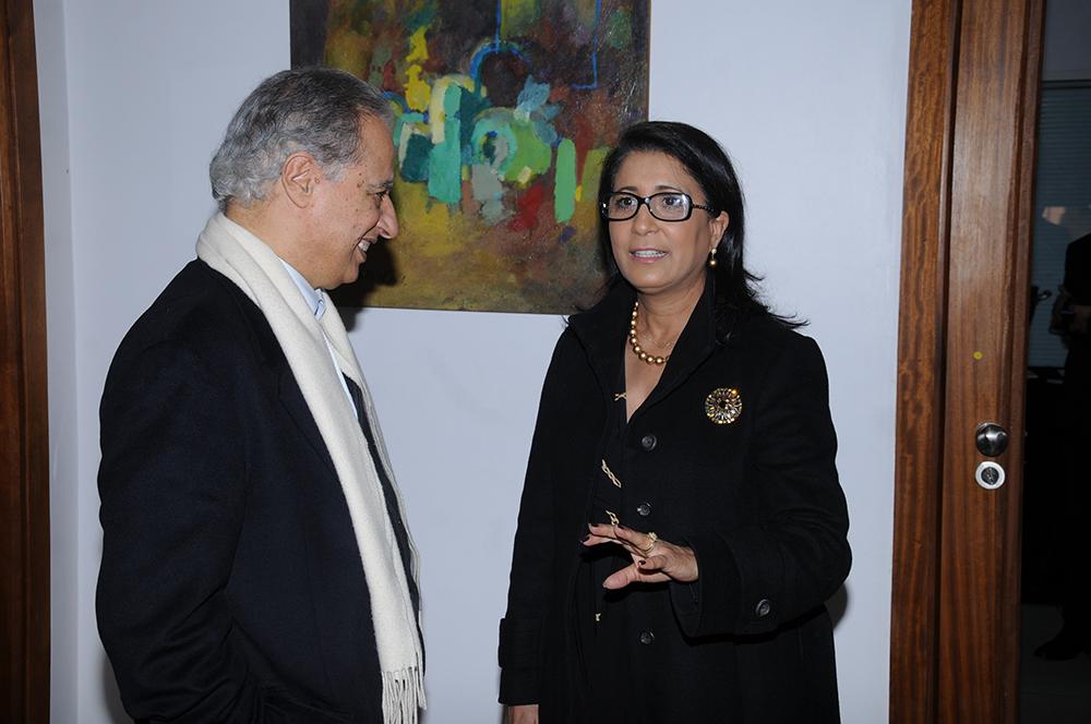 Les-ex-ministres-M.-Mdaghri-Alaoui-et-Mme-Nawal-El-Moutawakil