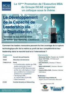 Colloque digitalisation