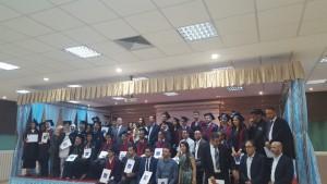 Photo cérémonie FC2