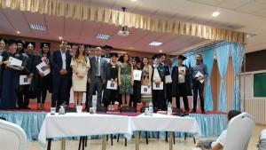 Photo cérémonie FC4