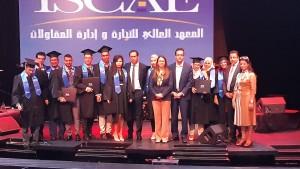 cérémonie de remise des diplômes MMP MCGAC