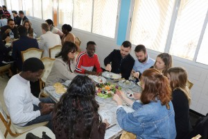 welcome lunch 5
